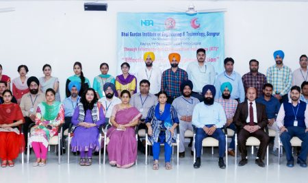 5-DAY FACULTY DEVELOPMENT PROGRAM ORGANISED AT BGIET COLLEGE