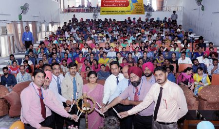 BGIET ORGANIZES AN ORIENTATON PROGRAMME FOR BATCH 2016