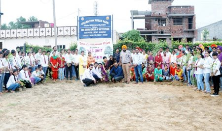BGIET ORGANIZED NATIONAL ENVIRONMENT AWARENESS DRIVE